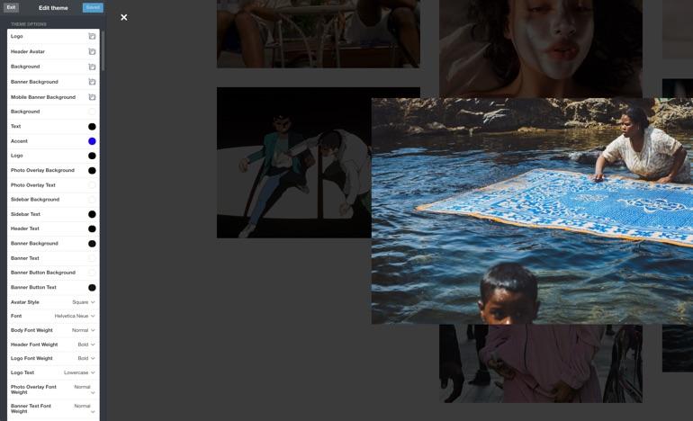 Stash Themes - Worlds best premium and free Tumblr themes
